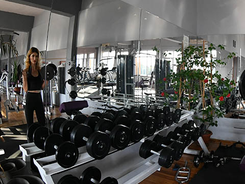 fitness center satu mare